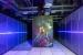 Joliot-Curie peint par C215