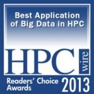 GENCI lauréat du prix Big Data 2013 des lecteurs de HPCwire