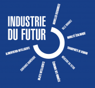 "Image of the ""Industrie du futur"" programme"