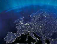 View of the European electricity network (c) iTesla
