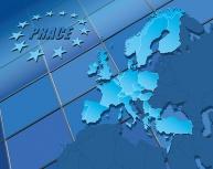 Carte des états membres de PRACE