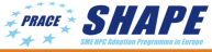 Logo du programme SHAPE (GENCI, Catherine Rivière)