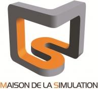 Logo de la Maison de la Simulation